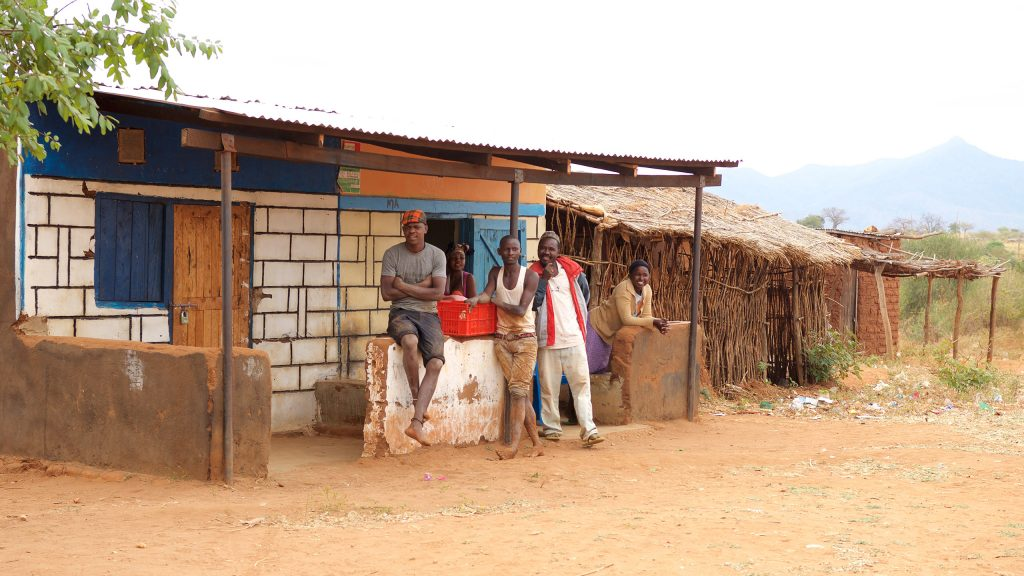Kiambere village has grown from 5 to over 100 houses since Better Globe started its business in the area.
